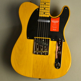 Fender Made in Japan Traditional 50s Telecaster/Vintage Natural【下取りがお得!】