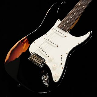 Suhr 《ローン48回まで金利無料!》Classic Antique Pro SSS Black over 3 Tone Burst 【渋谷店】