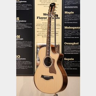 Taylor 812ce 12-Fret Deluxe (USED) / Natural 【10/15(火)日替わり限定価格!】