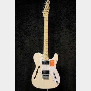Fender Made In Japan Traditional 70s Telecaster Thinline Maple Fingerboard / US Blonde