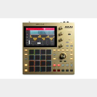 AKAI 【アカイ】 MPC One Gold【即納可能】