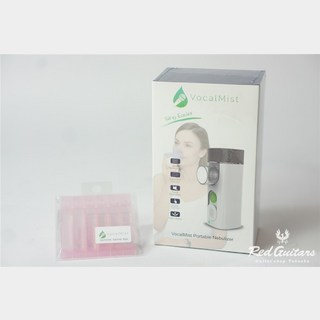 Vocal Mist Portable Nebulizer (+ Isotonic Saline / 6pc)
