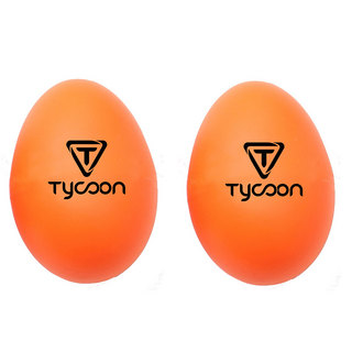 TYCOON PERCUSSION TE-O Egg Shakers オレンジ エッグ シェイカー