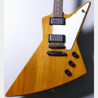 Gibson Explorer Antique Natural s/n 121390199【3.68kg】