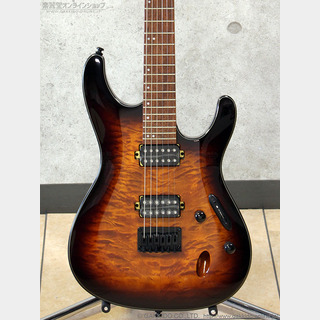 Ibanez S621QM DEB [Dragon Eye Burst]
