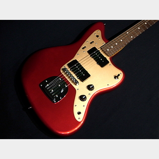 Squier by Fender Deluxe Jazzmaster With Tremolo Candy Apple Red