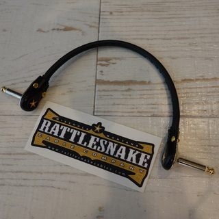 Rattlesnake Cable Flex Patch 25cm LL 【スタッフお勧めケーブル】