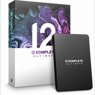 NATIVE INSTRUMENTSKOMPLETE 12 ULTIMATE コンプリート 【池袋店】