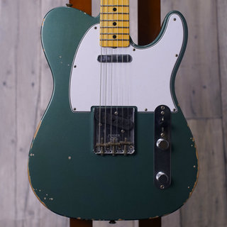 Fender Custom Shop Master Built 1968 Telecaster Relic by Kyle McMillin -Sherwood Metallic- 【Spec Piece】