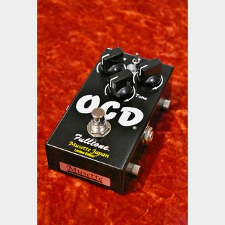 Fulltone OCD Limited Edition Black【USED】【限定カラー】