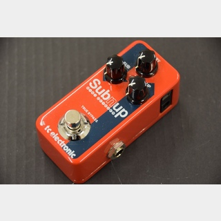 tc electronic Sub N Up Mini Octaver 【MC津田沼店】