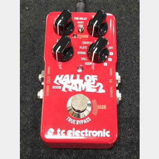 tc electronic Hall Of Fame 2 Reverb 【正規輸入品】【3月20日まで送料無料】