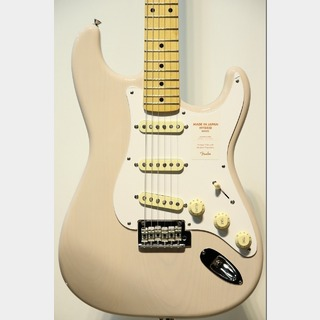 Fender Made in Japan Hybrid 50s Stratocaster Maple / US Blonde★SPセールファイナル!22日まで★