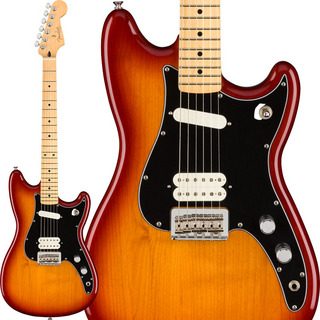 Fender Mexico Player Duo-Sonic HS (Sienna Sunburst/Maple) [Made In Mexico]【お取り寄せ品】