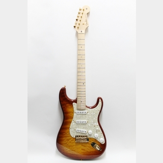 Fender Custom Shop Master Built Series Paul Waller Custom 50's Stratocaster N.O.S. (Tobacco Sunburst)