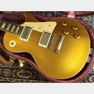 Gibson Custom Shop 【USED】Historic Collection 1957 Les Pau Gold Top Reissue Dark Back VOS 2018年製