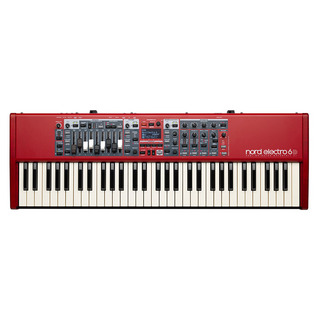 CLAVIA Nord Electro 6D 61【1台限定・再生品アウトレット超特価!】