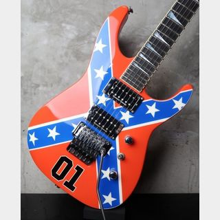Jackson USA SL2H Soloist Confederate Flag General Lee