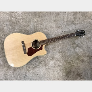 Gibson J-45 Walnut AG 2018 Antique Natural 【1本限りの大特価】【エレアコ】