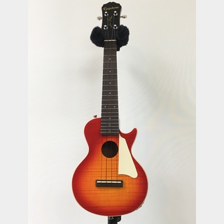 EpiphoneLes Paul Acoustic / Electric Ukulele Outfit HS