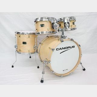 canopusCANOPUS R.F.M. Studio Kit Plus ラッカーフィニッシュ (20BD.10TT.12TT.14FT)