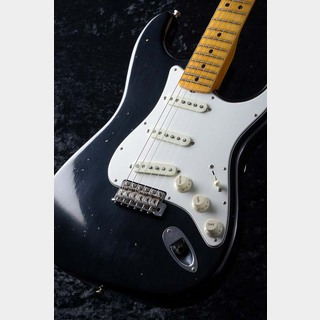Fender Custom Shop Jimi Hendrix Voodoo Child Signature Stratocaster  Journeyman Relic Black S/N : VC0601 ≒3.47kg