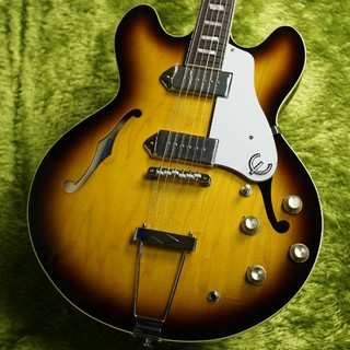 Epiphone 【冬のセール!】Japan Limited Elitist 1965 Casino Vintage -VintageSunburst- 【2010'sUSED】