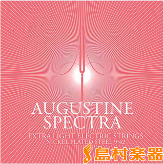 AUGUSTINE SPECTRA XL エレキギター弦/009-042