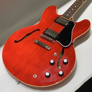 Gibson ES-335 Dot / Antique Faded Cherry【2018年製】