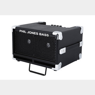 Phil Jones Bass Bass Cub 2 -BLK- 【NEW】