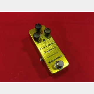 ONE CONTROLLemon Yellow Compressor
