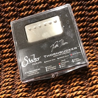 Suhr T-Bucker Thornbucker Neck Raw Nickel【正規輸入品】即納可能!