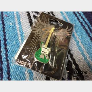 Fender Lapel Pin Jaguar Guitar