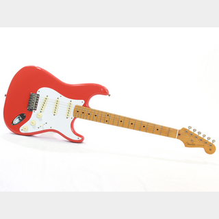 Fender Classic Series '50s Stratocaster Fiesta Red - メキシコ製クラシックシリーズ / USED -