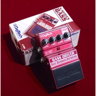 DigiTech  Bass Driver 【アウトレット特価1台限り】