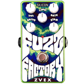 Z.VEX EFFECTS Z.VEX / Silicon Fuzz Factory Vexter Series ファズ 【WEBSHOP】