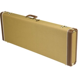 FenderDeluxe Strat/Tele Case Tweed エレキギター用ハードケース