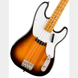 Squier by Fender Classic Vibe 50s Precision Bass Maple Fingerboard 2-Color Sunburst【WEBSHOP】