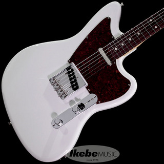Fender Made in Japan 2021 Limited Offset Telecaster (Olympic White/ Rosewood Fingerboard)