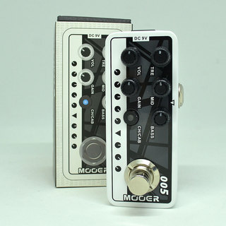 MOOER Micro Preamp 005