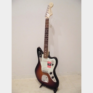 FenderAmerican Professional Jaguar, Rosewood Fingerboard / 3-Color Sunburst