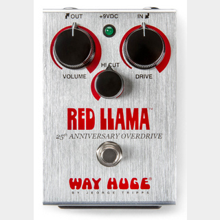 Way Huge WHE206 RED LLAMA 25th Anniversary Overdirve 【御茶ノ水本店】