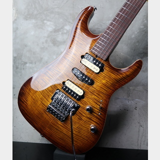 Suhr Standard Carve Top Light Bengal Burst