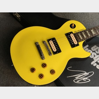 Gibson Tak Matsumoto Les Paul Canary Yellow (2002年製Used)
