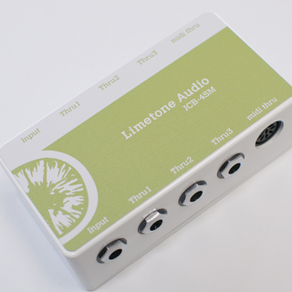 Limetone Audio JCB-4SM Green
