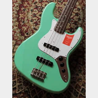 Fender Made In Japan Traditional 60s Jazz Bass Surf Green