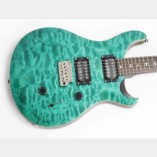 Paul Reed Smith(PRS)Japan Limited SE Custom 24 Quilt Top Aqua