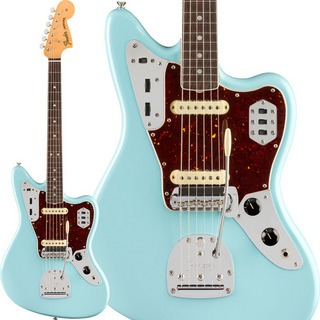 Fender USAAmerican Original '60s Jaguar (Daphne Blue) [Made In USA]]【お取り寄せ品】