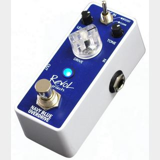 RevoL effects NAVY BLUE OVERDRIVE EOD-01【福岡店在庫】