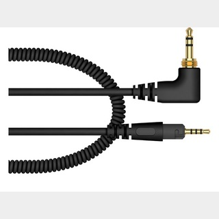 Pioneer 1.2m coiled cable for the HDJ-S7-K (HC-CA0701-K)【WEBSHOP】